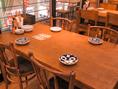 おしゃれな店内で焼鳥・巻き串・串カツをご堪能下さい!テーブルは2名様~ご用意できます。人数様に応じてテーブルを組み替えてお席ご用意できます。最大70名様貸切OK!