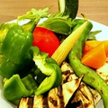 料理メニュー写真採れたて無農薬野菜のバーニャカウダ