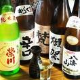 【日本酒・地酒】ご年配の方にも大人気の地酒、本格焼酎、果実酒、梅酒、カクテルやマッコリまで、様々なお酒を取り揃えております!