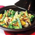 料理メニュー写真ほくほく温野菜のタジン蒸し