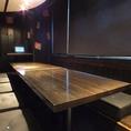 千葉 居酒屋 団体様に人気のお席!10名様前後でもちょうど良いお席です!