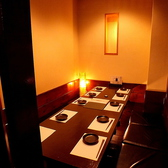 8名様用の完全個室。接待や特別な会に。[鹿児島/天文館/居酒屋/飲み放題/食べ放題/宴会/2次会/誕生日/女子会/鍋/個室]