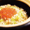 料理メニュー写真本日の土鍋御飯