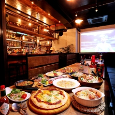 Casual Dining ESのコース写真
