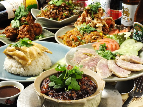 タイ料理レストラン スウィートバジル