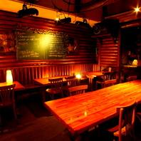【松戸駅近く】木のぬくもりが温かいオシャレな店内◎