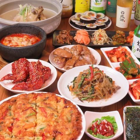 韓国料理 プヨ 長町店