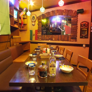 SOL AMIGO ソルアミーゴ 神保町店の雰囲気1
