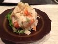 料理メニュー写真スモークポテトサラダ