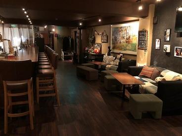 cafe&bar ハレノヒの雰囲気1