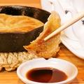料理メニュー写真丸鐡餃子(8個入り)