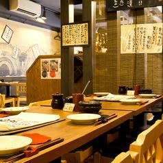 炭火串焼と旬鮮料理の店 かぼち家の特集写真
