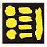串焼 六三四八 むさしやのロゴ