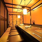 6名様から12名様まで◎宴会、合コンに最適♪個室で創作料理をお楽しみください。