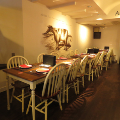 シュラスコレストラン ALEGRIA IKEBUKURO アレグリア 池袋の雰囲気1