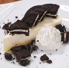 クッキー&クリームレアチーズケーキ