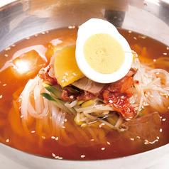 料理メニュー写真盛岡冷麺レギュラー
