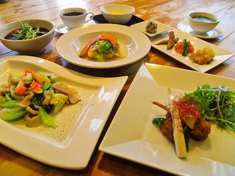 ホテル仕込みのお料理をリーズナブルに楽しめる中華店。全て自家製がこだわり!