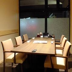 【すみれ】個室テーブル席