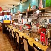 TAIWAN BAR 台湾ケンタ KENTA コモスクエア店の雰囲気3
