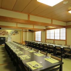 竹寿司 川間の雰囲気1
