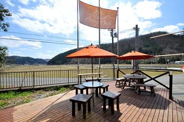 山辺スイーツカフェの雰囲気1