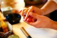 寿司職人・料理人が作る料理の数々