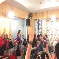 島唄ライブで沖縄を満喫!
