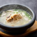 料理メニュー写真李休特製テールスープ