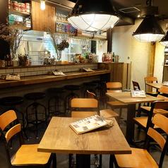 Italian kitchen VANSAN 天神ソラリアプラザ店の雰囲気1