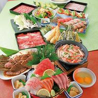 [季節の食材]こだわりの味を堪能できる特別宴会コース♪