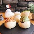 料理メニュー写真北欧のシュークリーム ボッルール