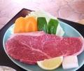 料理メニュー写真松阪牛 赤身ステーキ