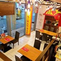 台湾夜市を思わせる、入りやすく・使いやすいお店