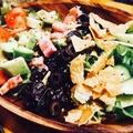 料理メニュー写真彩り野菜のコブサラダ