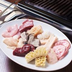 ホルモン焼肉 盛岡冷麺 道のコース写真