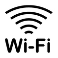Wi-Fiも完備。14時~18時は空いておりますので、打ち合わせや静かな空間でのお仕事にもご利用ください