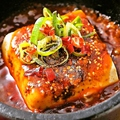 料理メニュー写真元祖頂天石焼麻婆豆腐