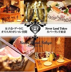 Never Land Tokyo ネバーランドトウキョウ 吉祥寺