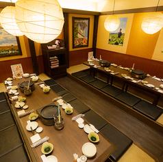 北海道 キタ酒場 梅田店の写真
