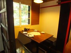 4名様用テーブル席★