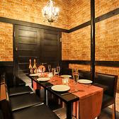 テーブル個室完備♪落ち着いた空間で、宴会やパーティを満喫して下さい♪二次会プランも御座いますので、スタッフまでお問い合わせ下さい。