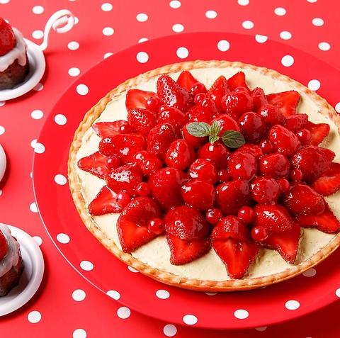 【ストロベリーデザートビュッフェ】Only Love Strawberry 2時間制