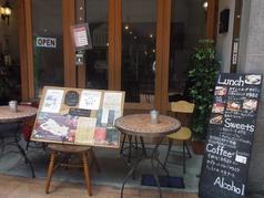 Cafe Glebe カフェグリーブ 防府