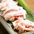 料理メニュー写真120分全4種の鶏焼肉食べ放題