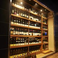 大人が集う銀座の焼肉 全国から取り寄せた厳選ワイン