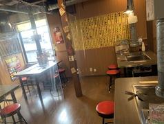 温かみのある店内は誰もがくつろげるどこか懐かしい空間♪美味しい料理と共にあなたをお待ちしております。