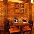 (2F)テーブル席4名卓@ビストロコマ西船橋店