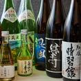 【益益の飲み放題】宴会コースは全て飲み放題付き!全80種以上のドリンクが2時間飲み放題♪ハイボールや日本酒、焼酎はもちろん、女性に人気のカクテルや梅酒も◎お酒が苦手な方にも安心のノンアルコールもご用意しております。