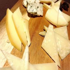 スペイン産 チーズ 3種